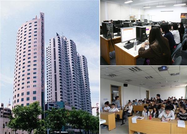 深圳市深圳继续教育学院地理位置